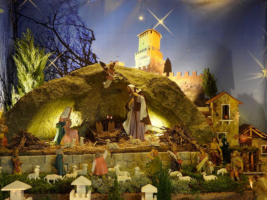 Foto Del Presepe Di Natale.Le Meraviglie Del Presepe Di Natale