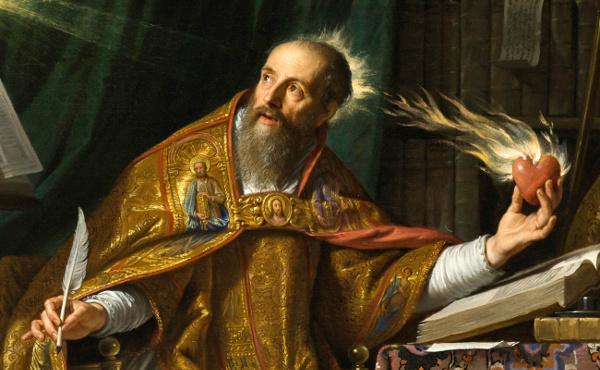 L'insegnamento di Agostino d'Ippona